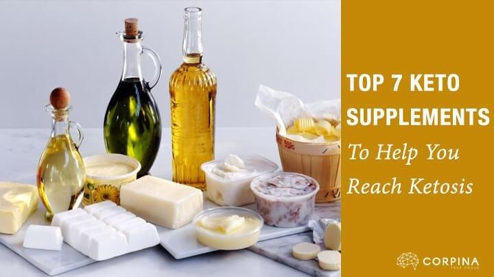 The 7 Best Keto Supplements For The Ketogenic Diet