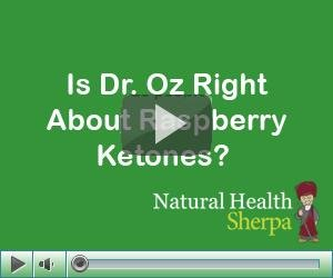 Is Dr. Oz Right About Raspberry Ketones?