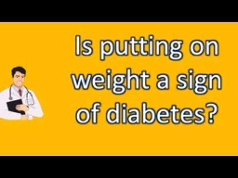 Why Do Diabetic Patients Gain Weight?