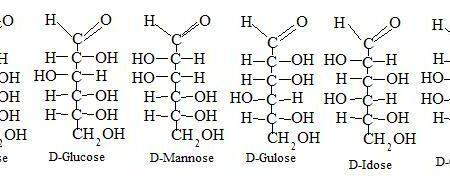 Epimers Of Glucose