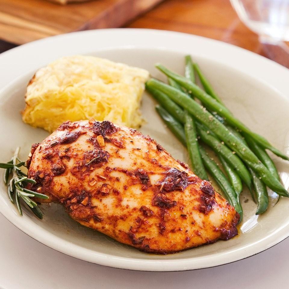 Diabetic Roasted Chicken