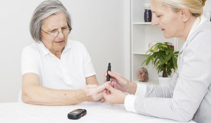 Diabetes Mood Disorders