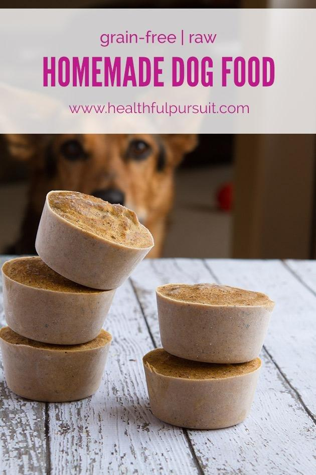 Make Your Own Healthy Dog Food