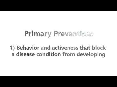 Prevention Of Diabetes Mellitus Type 2
