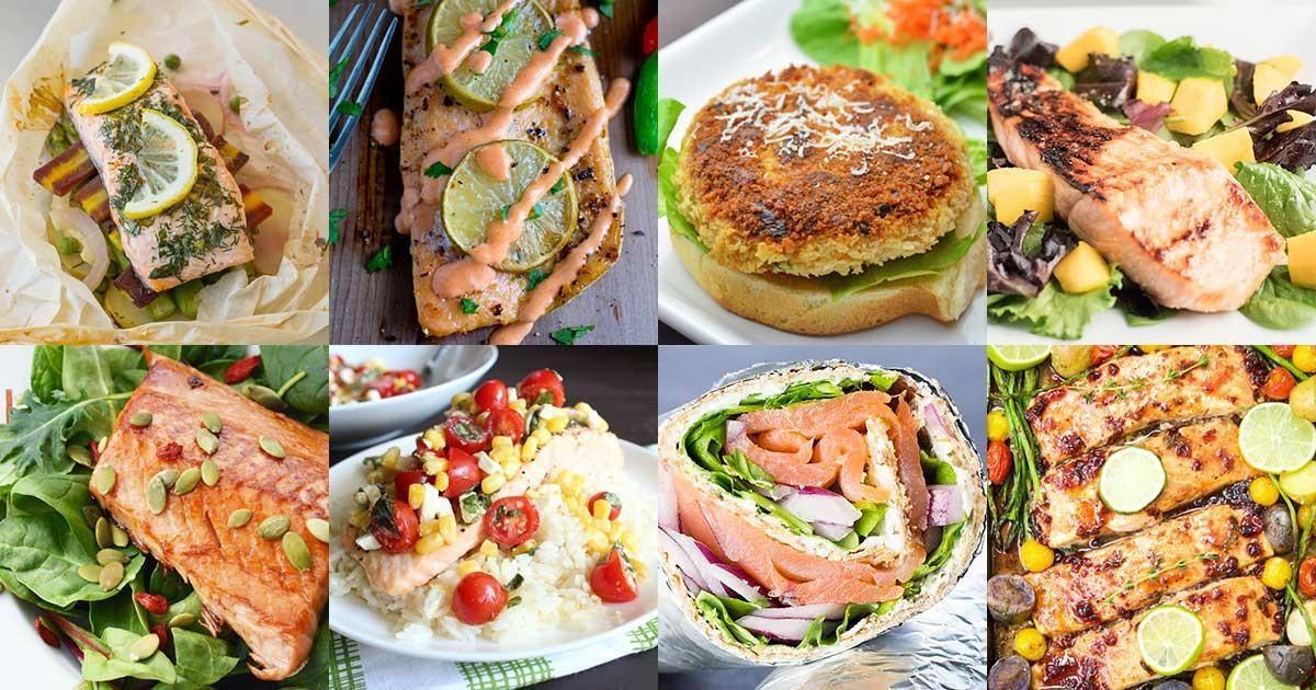 Diabetic Baked Salmon Recipes