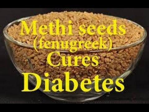 Methi Dust In Diabetes Treatment