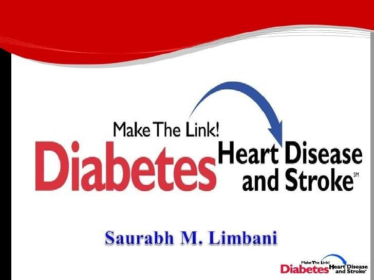 Link Between Diabetes And Heart Disease