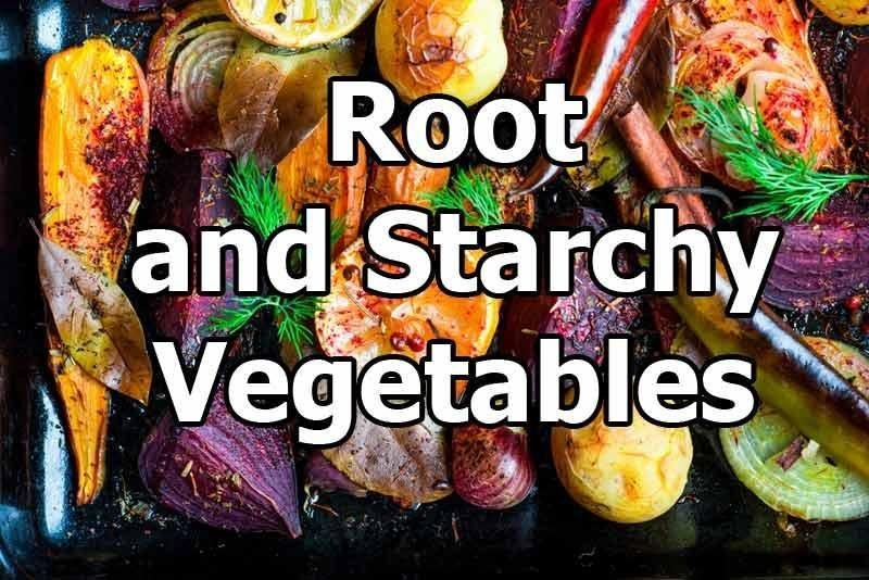 Starch And Root Vegetables And Diabetes