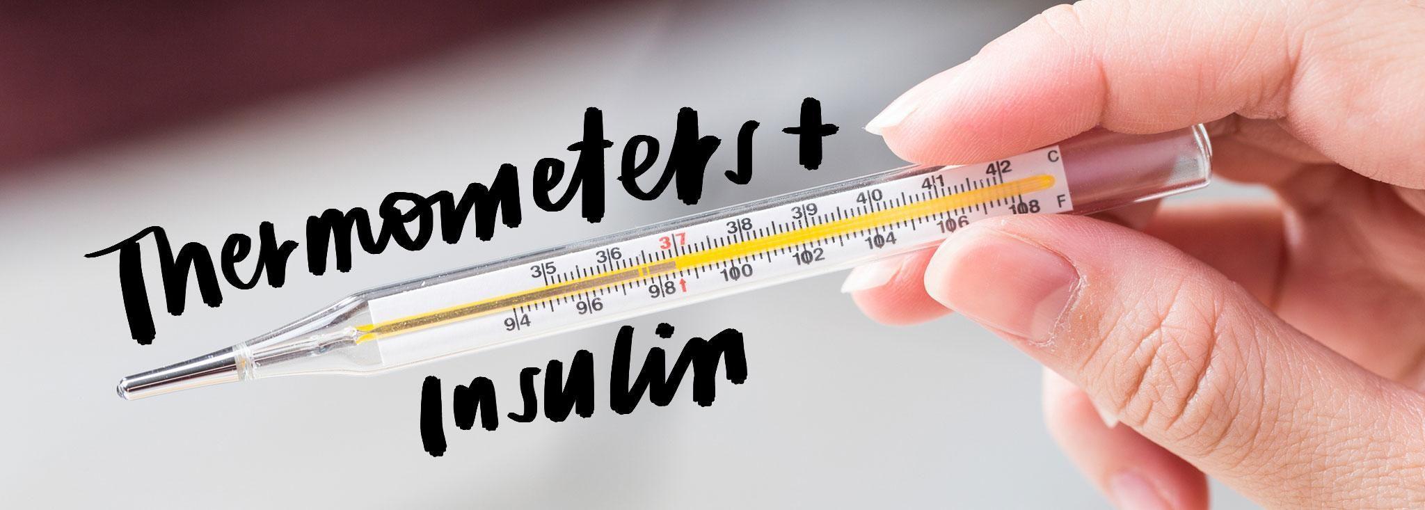 Is Insulin Stored In The Fridge?