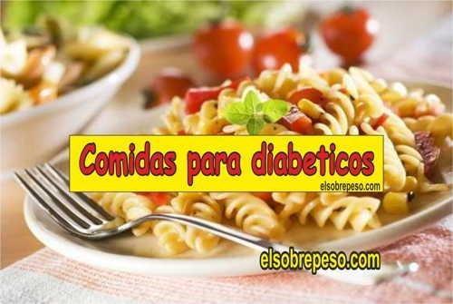 Deliciosas 10 Comidas Para Diabeticos Faciles De Preparar Come Rico