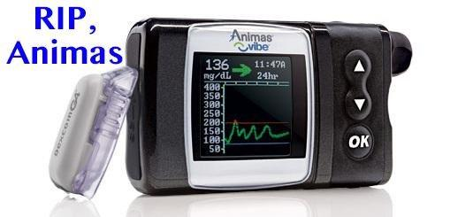 NEWSFLASH: Animas Exiting Insulin Pump Market