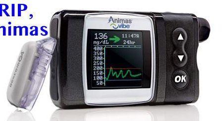 NEWSFLASH: Animas Exiting Insulin Pump Market