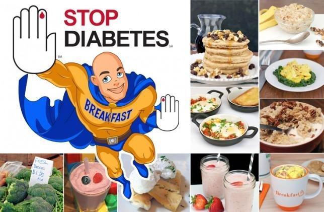 10 Diabetes-friendly Breakfasts