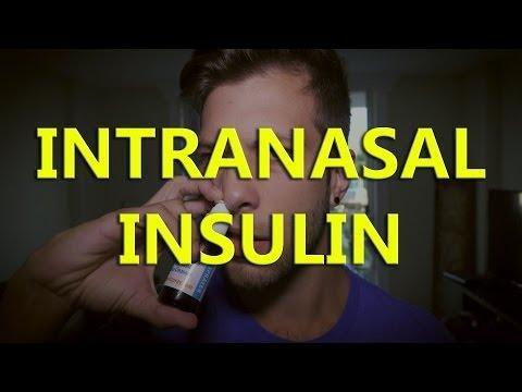 The Benefits Of Intranasal Insulin And How To Make It Legally At Home Without A Prescription