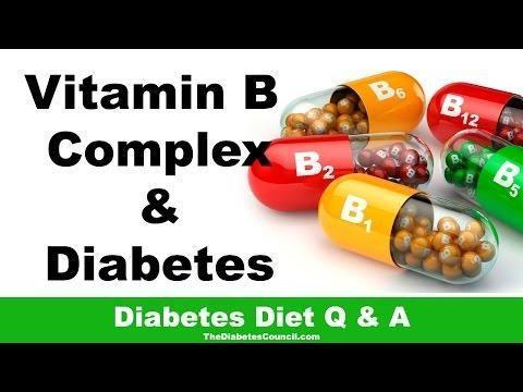 Do B Vitamins Raise Blood Sugar