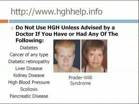 Hgh And Diabetes