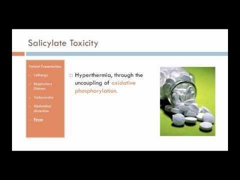 Salicylate Toxicity: Practice Essentials, Etiology And Pathophysiology, Epidemiology