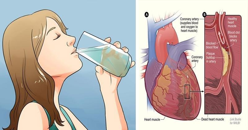 Reduce Your Risk of Cancer, Diabetes, and High Blood Pressure By Drinking Water in This Way