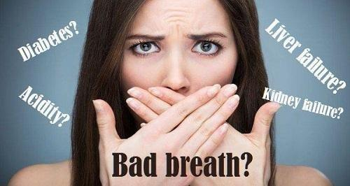 Diabetes And Bad Breath Causes, Symptoms And Treatment