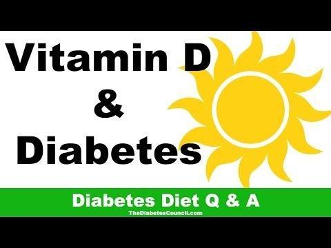 Vitamin D Supplementation In Diabetes