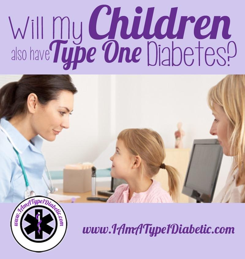 Can Type 1 Diabetes Be Passed On?