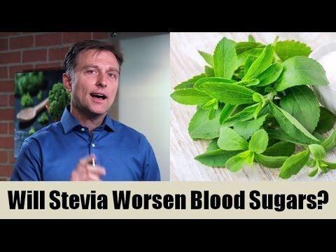 Why Is Stevia Ok For Diabetics?