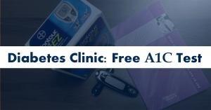 Diabetes Clinic (a1c Testing) – Dec 2017