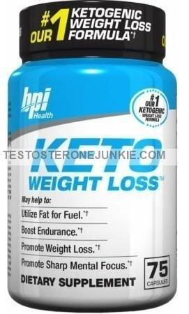 Bpi Sports Keto Weight Loss Fat Burner // Is It A Scam?