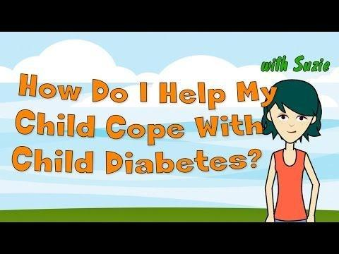 Managing Type 1 Diabetes: How To Help Your Child