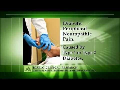Can Diabetes Cause Chronic Pain?