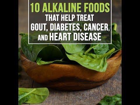 Alkaline Foods To Diabetic