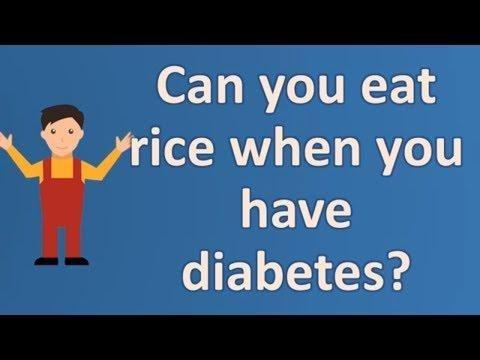 Can You Eat Rice If You Are Diabetic?