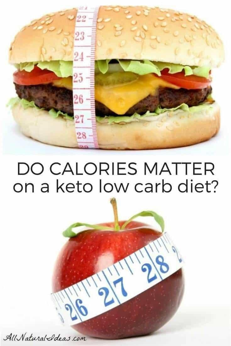Do Calories Matter On Keto Reddit