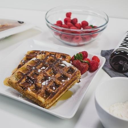Know Foods Just Launched Grain-free, Keto-friendly Waffles