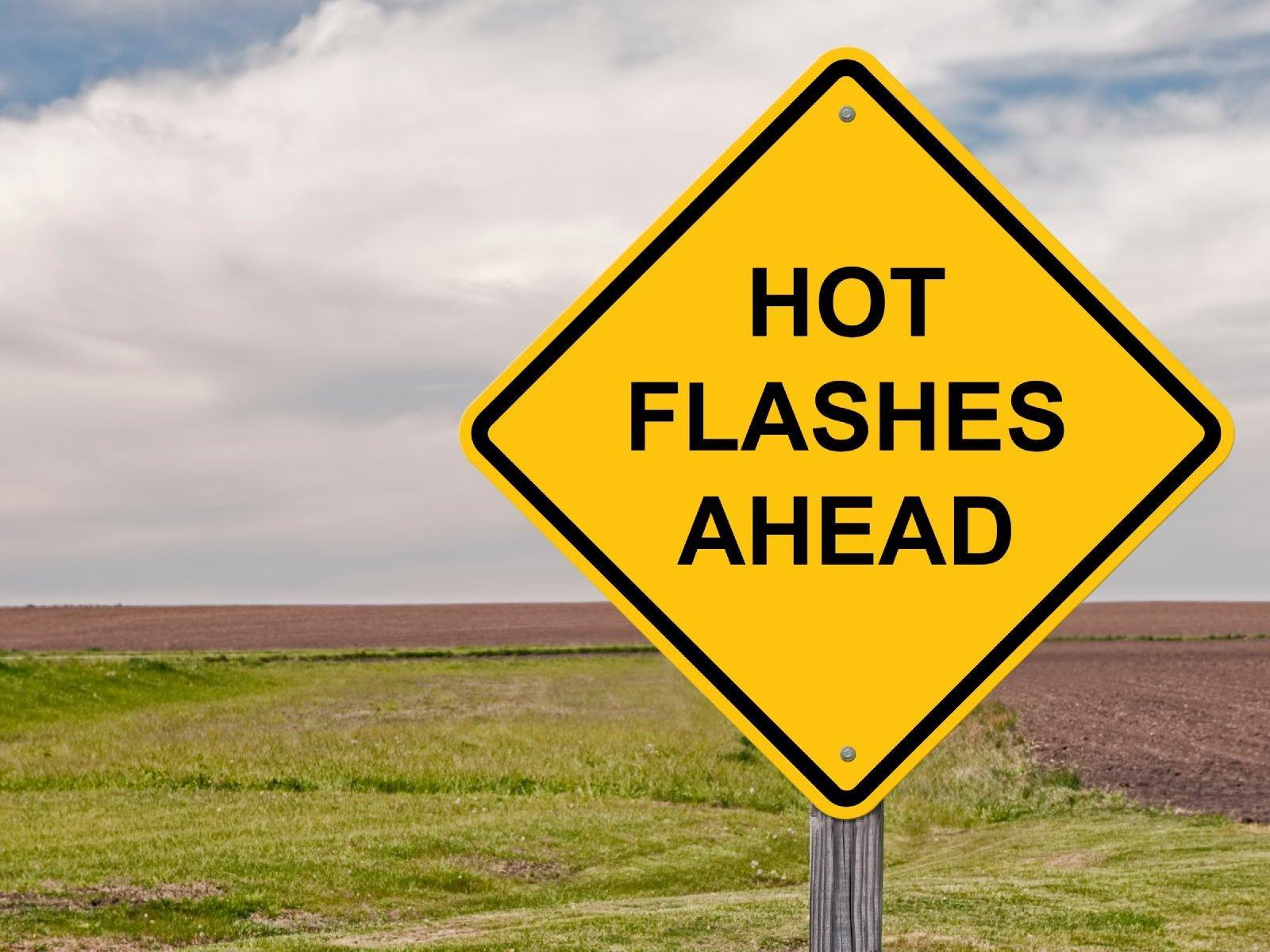 Hot Flashes *and* Estrogen Dominance?