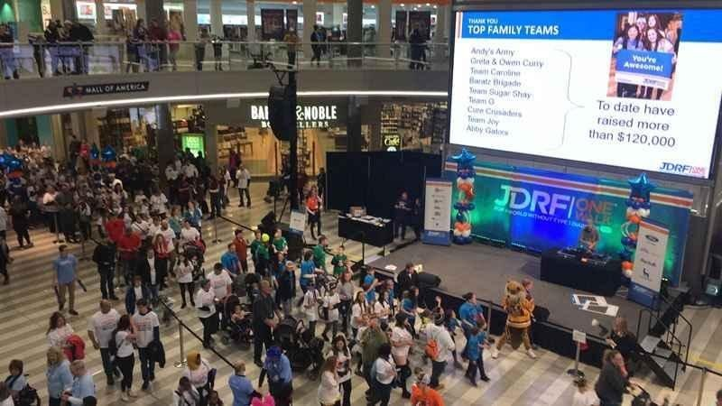 Jdrf One Walk Raises More Than $1.5m For Type 1 Diabetes Research