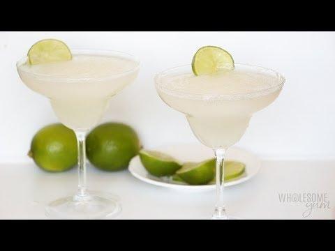 The Best Skinny Margarita Recipe Sugar Free, 5 Minutes