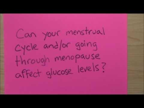 Low Blood Sugar During Period