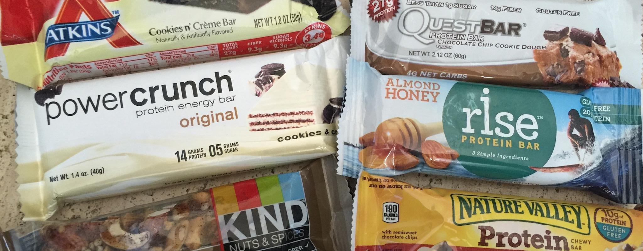 6 Nutrition Bars That Will Change Your Life