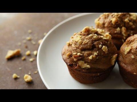 Recipe Of The Week: Banana Nut Bran Muffins
