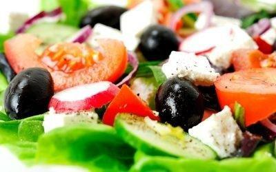 Diabetic Greek Salad Recipe