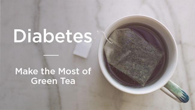 Green Tea Diabetes Blood Sugar