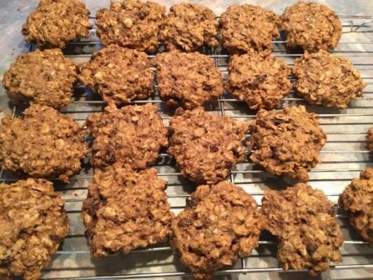 Diabetic Oatmeal-raisin Cookies Recipe
