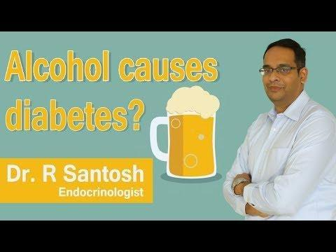 Alcohol Consumption And The Incidence Of Type 2 Diabetes