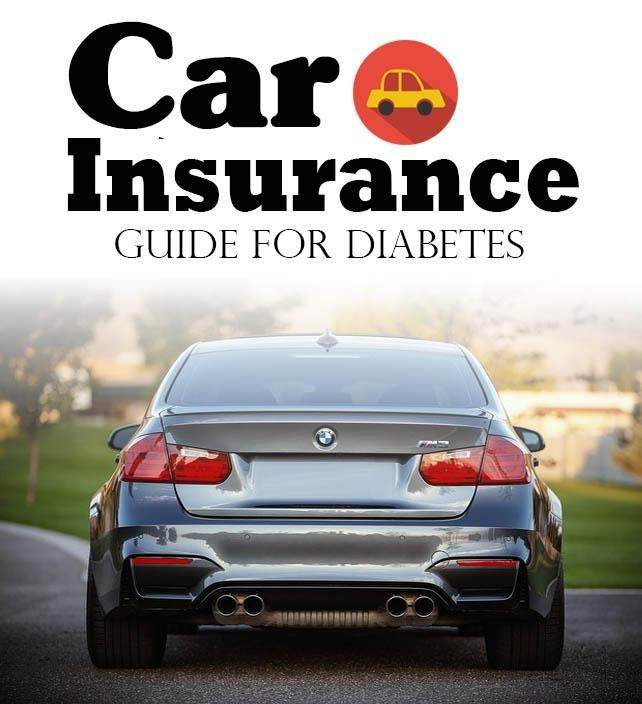Driver License & Car Insurance Information For Diabetes