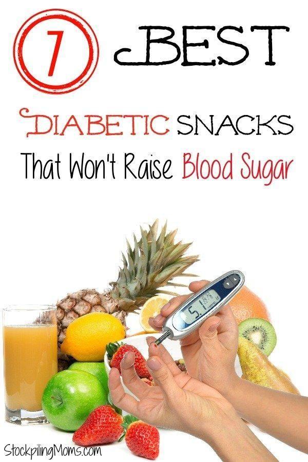 Snacks That Won't Raise Blood Sugar