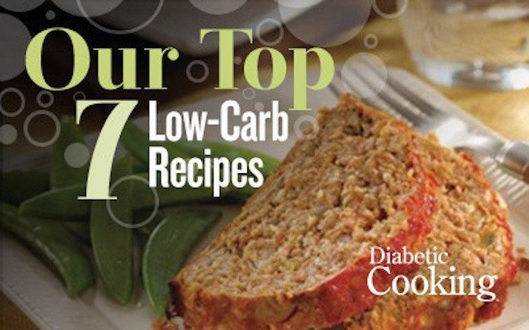 Our Top 7 Low-carb Recipes For Diabetes