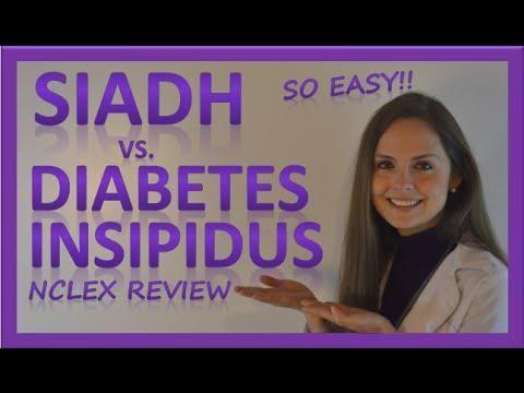 Hypokalemia And Nephrogenic Diabetes Insipidus