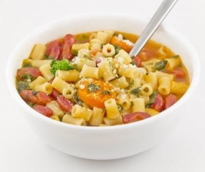 Recipe - Pasta E Fagioli (pasta And Bean Soup) - Recipes For Diabetics