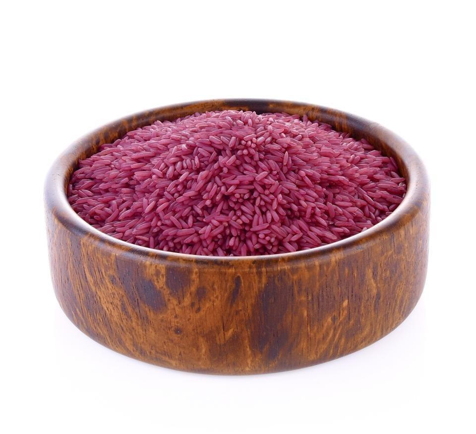 Chew on this: Scientists develop GM purple rice that can cut cancer, diabetes risk